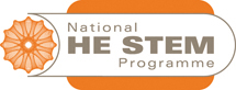 National HE STEM Programme Logo